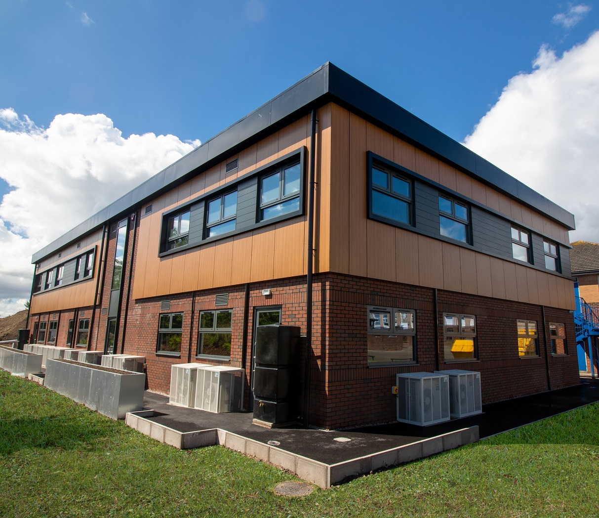 Collinson completes £2.1m teaching centre for Morecambe Bay Academy