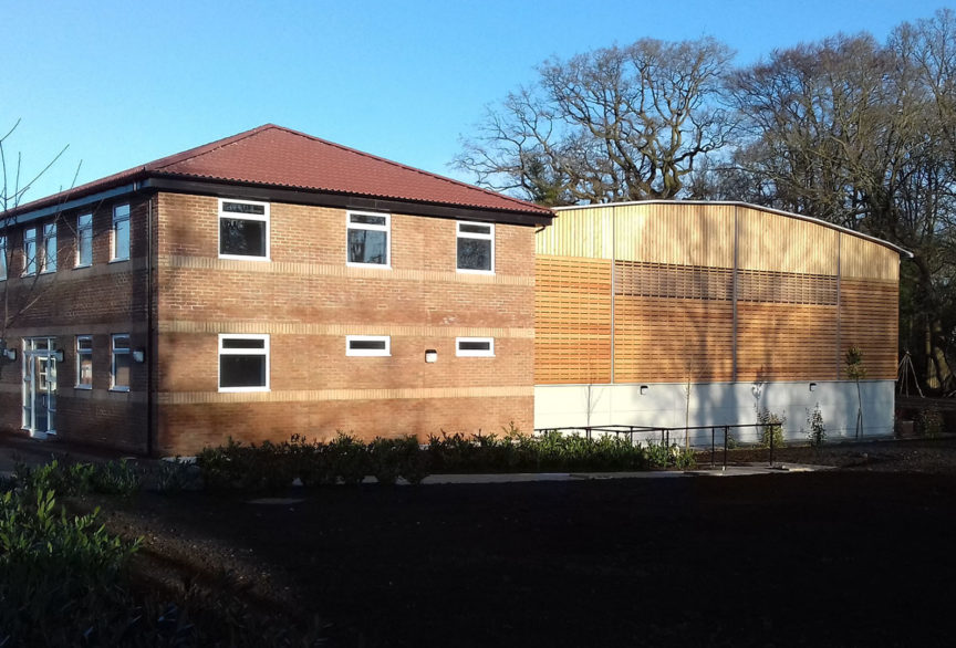 Handover at Thorpe House School