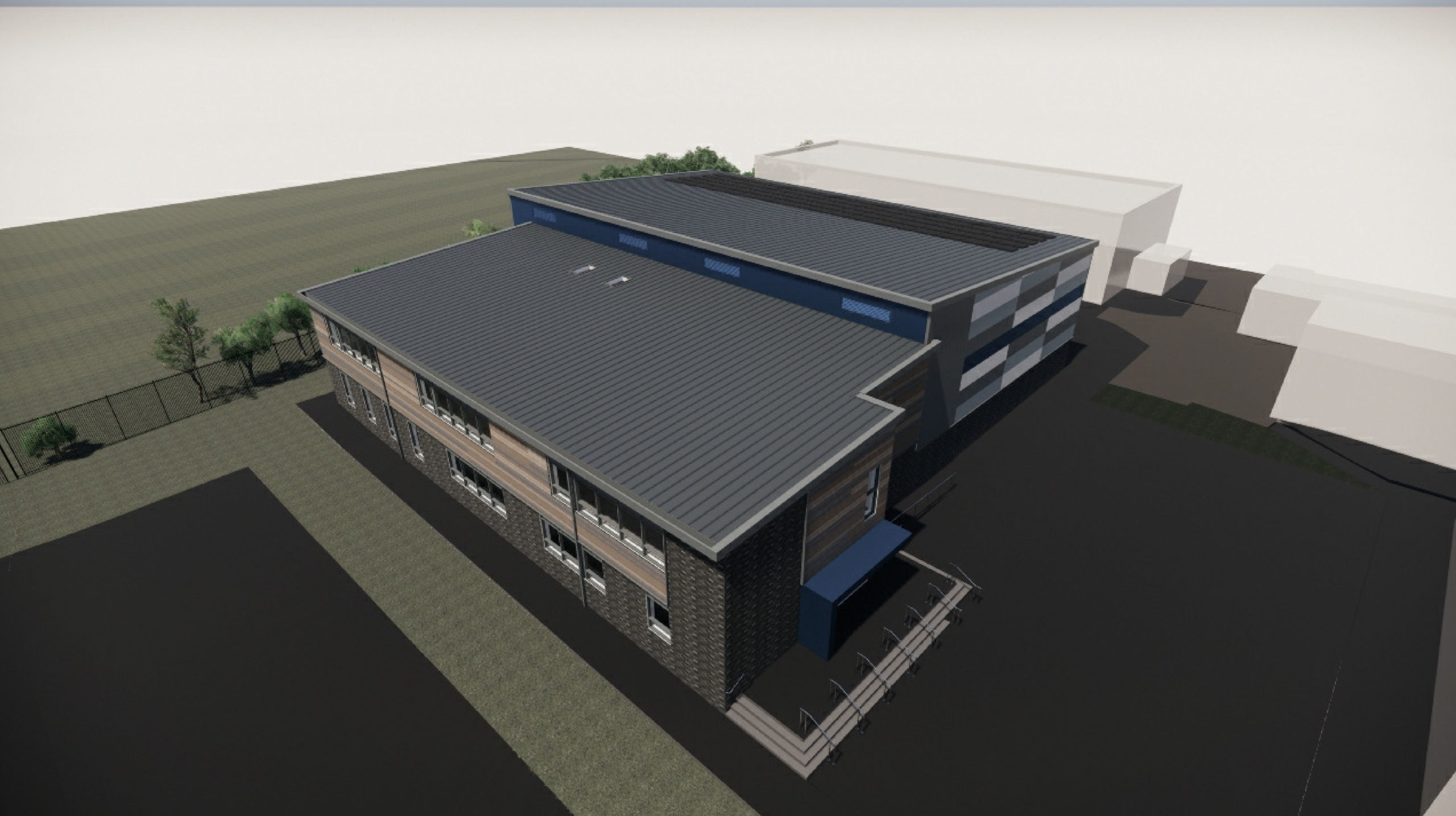 Sport top of the agenda for £3m project at Backwell School