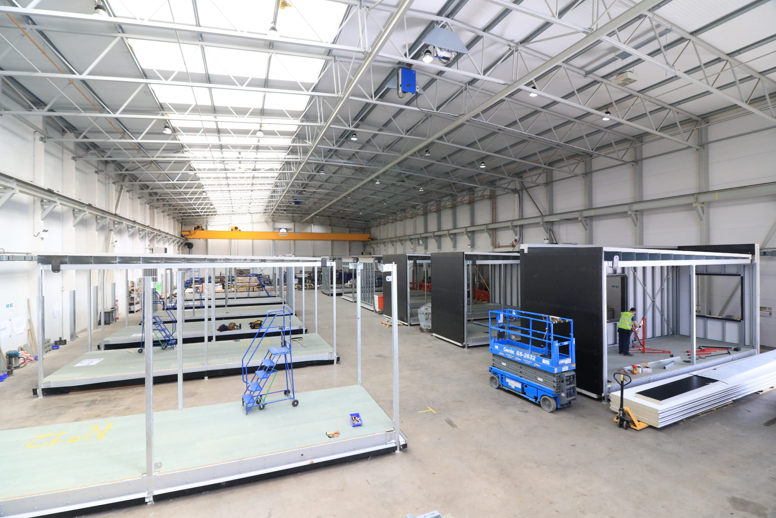 Collinson Construction appointed to £1.6bn national modular building framework