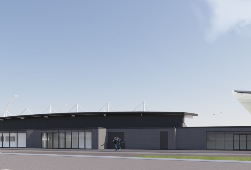 New stand and community sports plan unveiled for AFC Fylde's Mill Farm